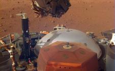 [InSight] Historique : SEIS enregistre le bruit du vent sur Mars