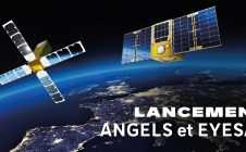 [DIRECT] Lancement d'Angels et EyeSat le 17/12/19 (VS23)